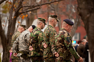 Veterans' Day 2009